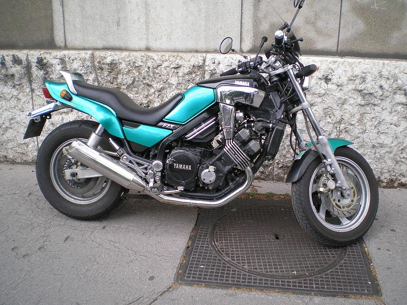 Yamaha fazer  FXZ 750   del 1986