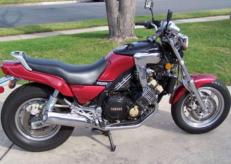 yamaha Fazer FZX 750