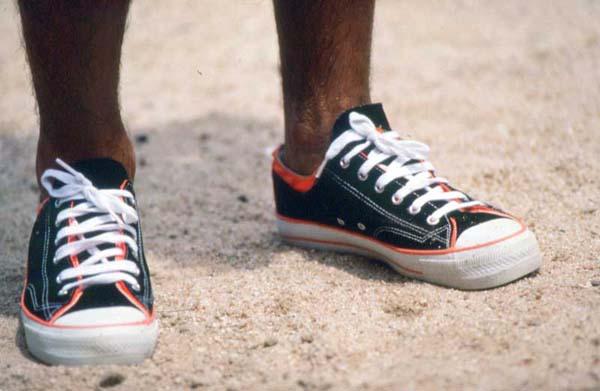 charro scarpe vintage
