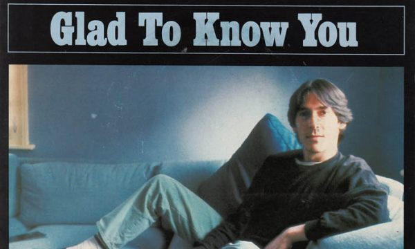 GLAD TO KNOW YOU / AI NO CORIDA – Chaz Jankel – (1982)