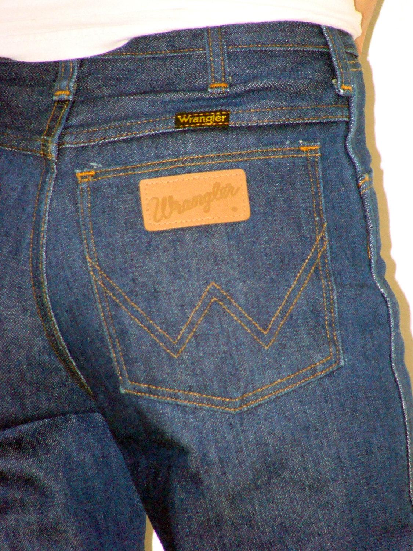 wrangler jeans anni 80