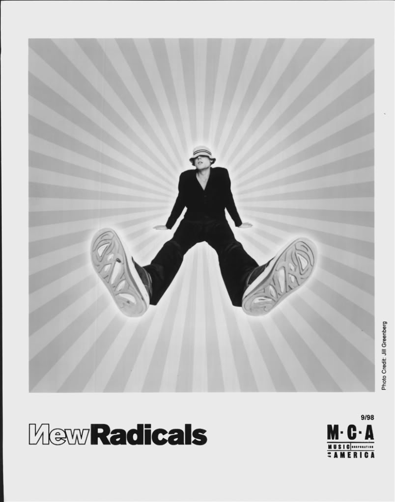 New Radicals You get what you give