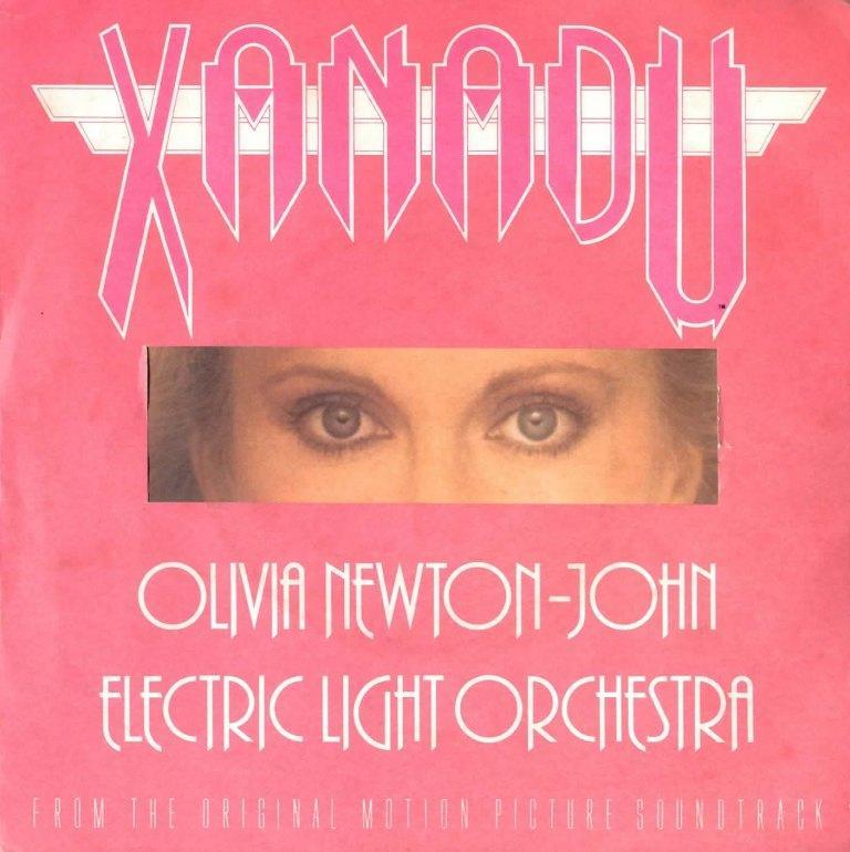 olivia newton john electric light orchestra xanadu 1980