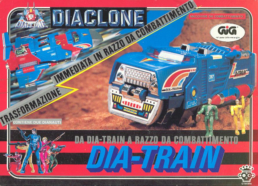 diaclone vintage