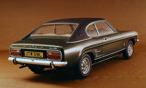 Storia dell'auto: FORD CAPRI – (1969/1986)