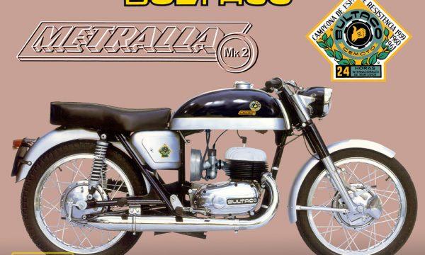 BULTACO METRALLA (1962/1979) – Spagna