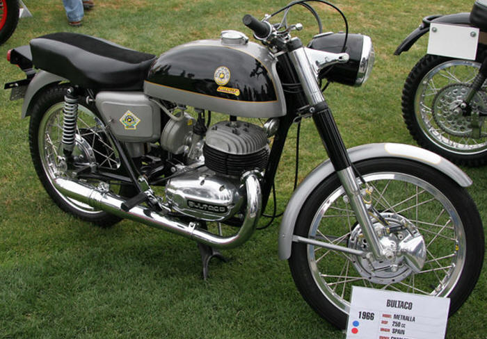 Bultaco Metralla 1966