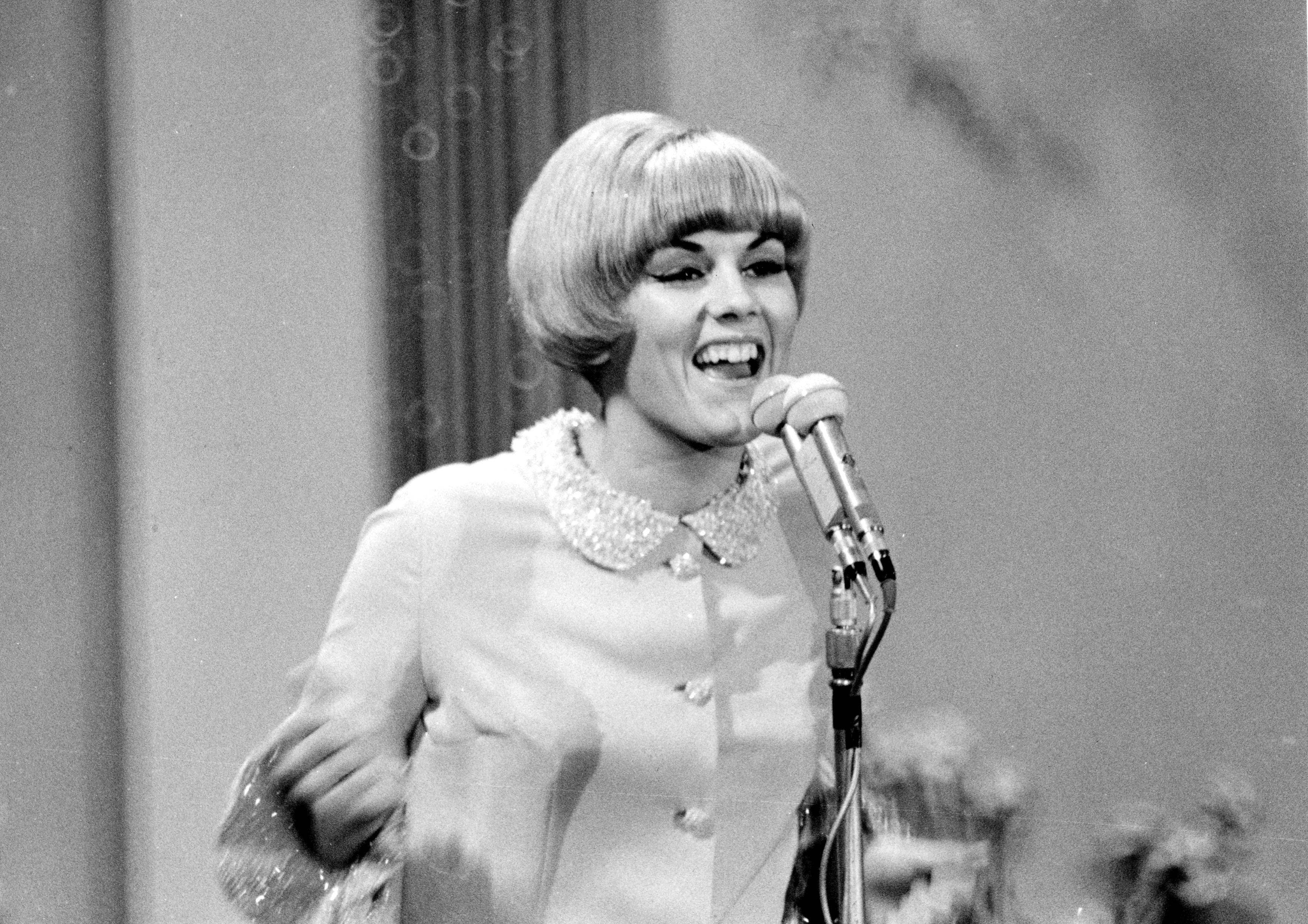 CATERINA CASELLI FESTIVAL SANREMO 1966