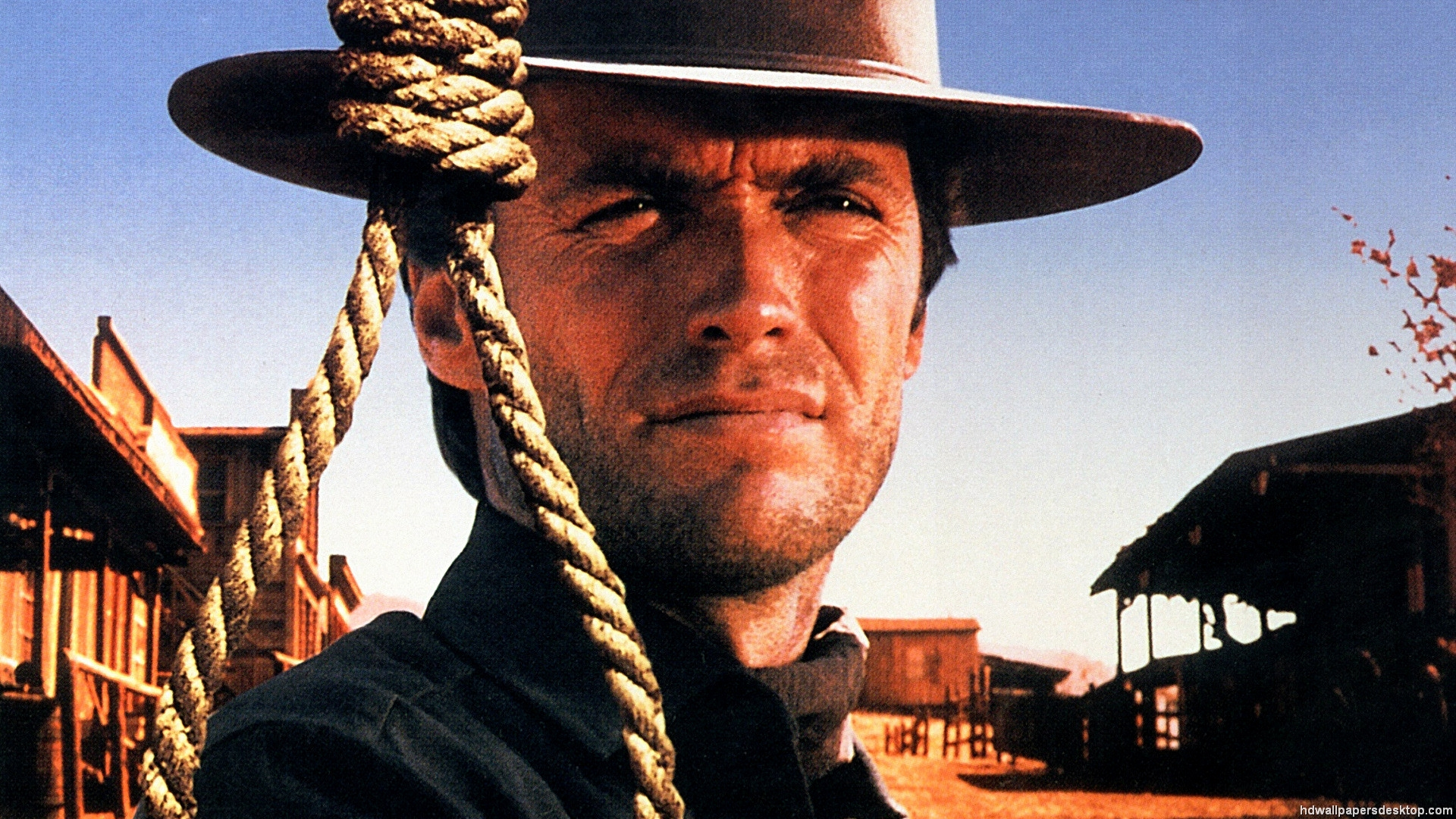 clint eastwood at tempo dei western