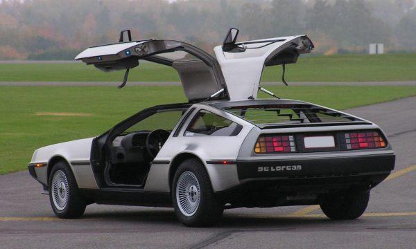 Storia dell'auto: DELOREAN DMC-12 (1981/1983)