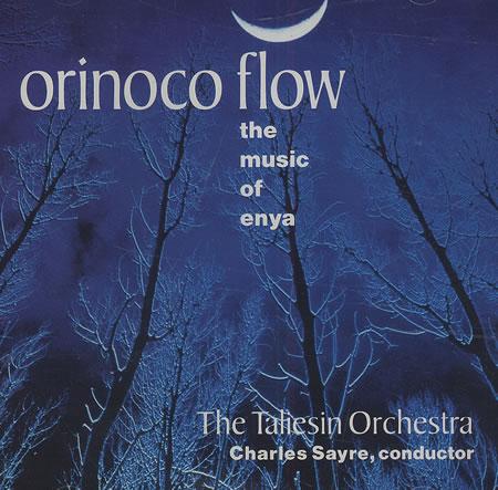 Enya Orinoco Flow copertina