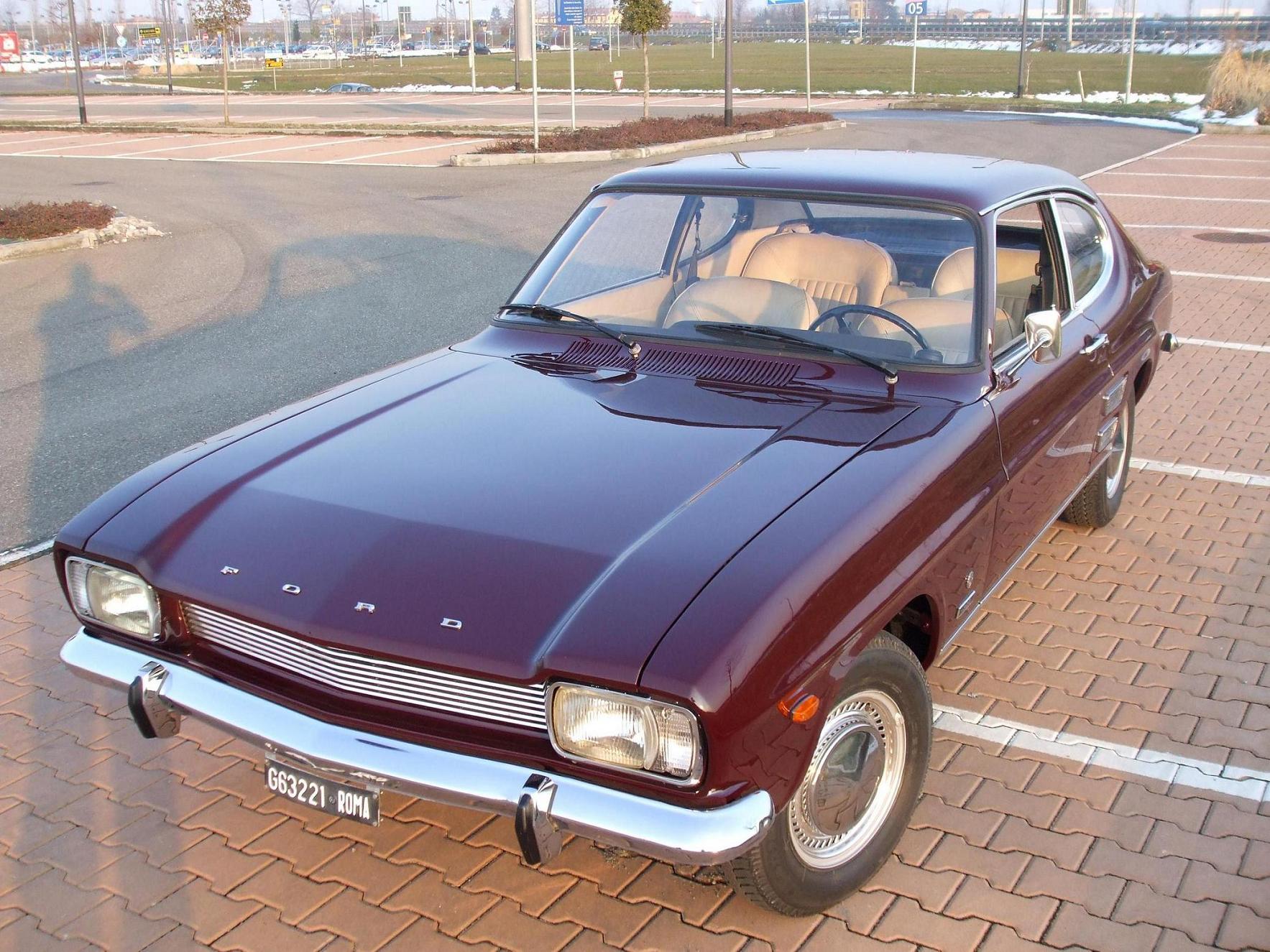 Ford capri mk1 1971