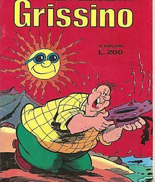 Gigante GRISSINO – (Georgie The Giant) – Fumetto anni 70