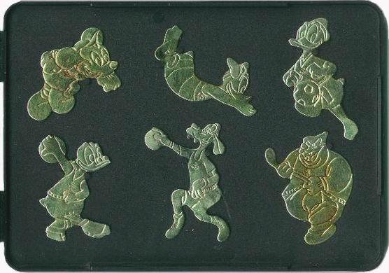 superatoleti topolino gadget Montreal 1976