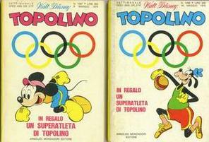 superatleti topolino 1976