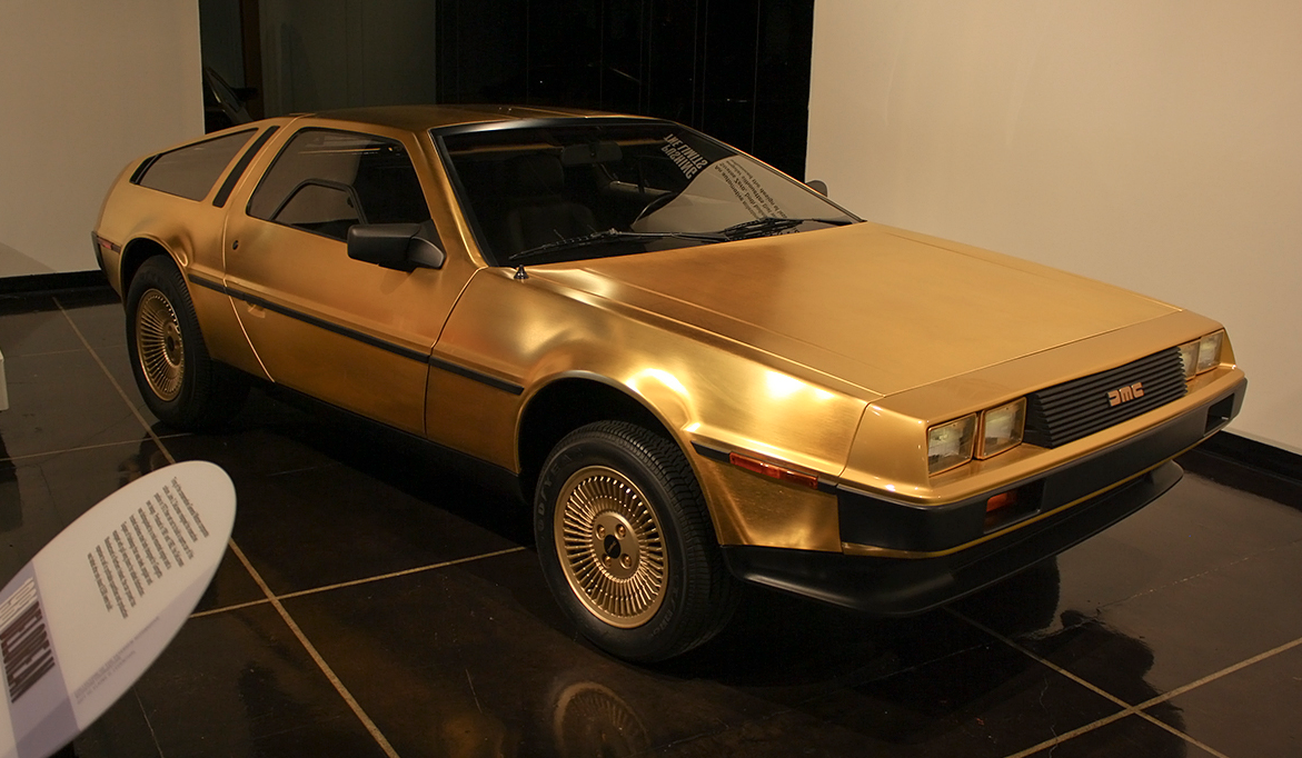 delorean oro