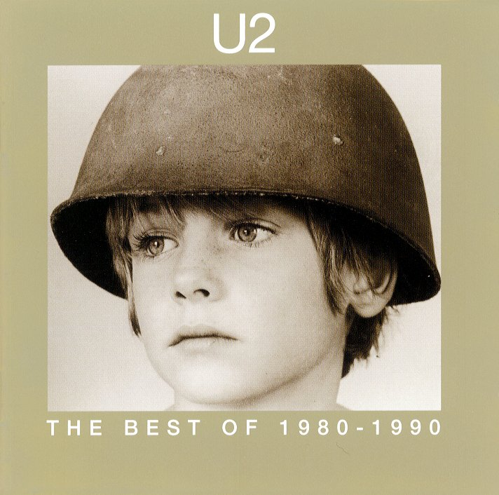 u2 the best of copertina