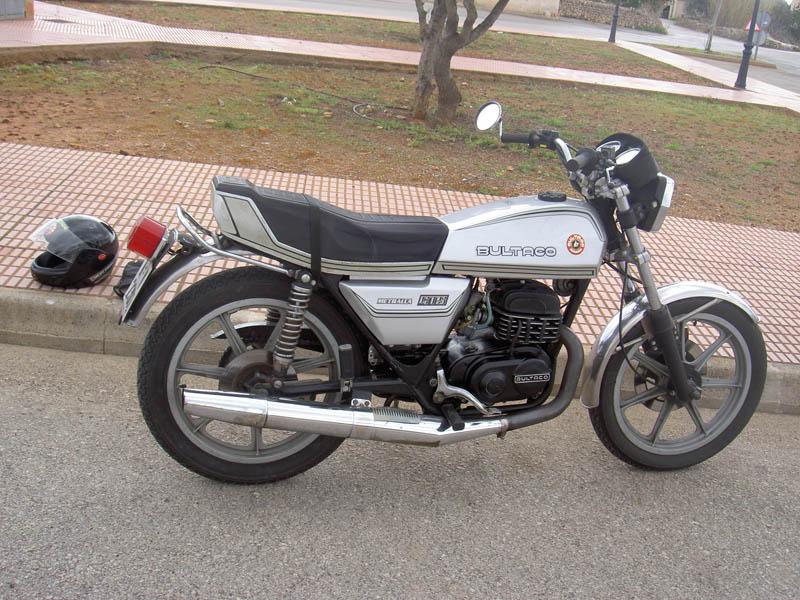 bultaco metralla 1979
