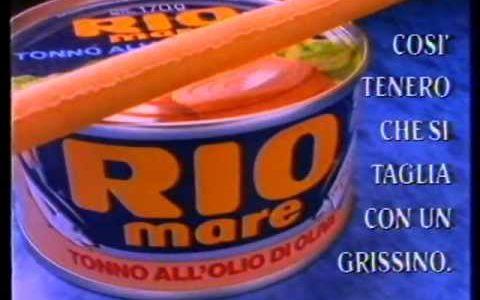 TONNO RIO MARE – (Dal 1965)