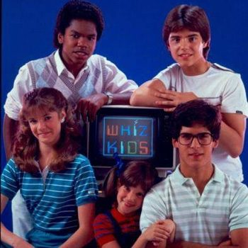 4 RAGAZZI X 1 COMPUTER – (1983)
