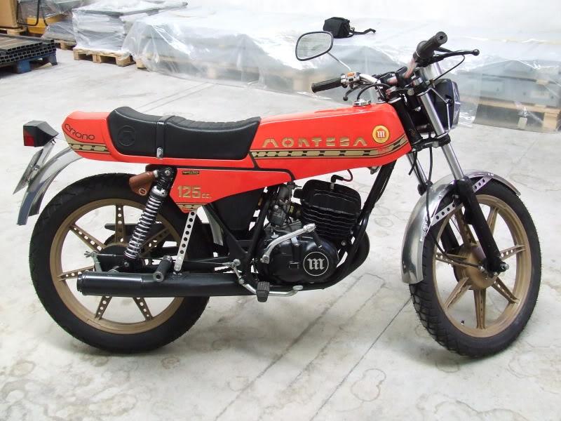 Montesa Crono 125