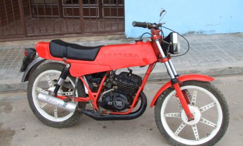 MONTESA CRONO – (1978/1982) – Spagna