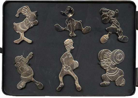 superatleti topolino olimpiadi di montreal del 1976 personaggi disney