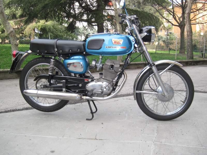 moto morini 150 corsaro