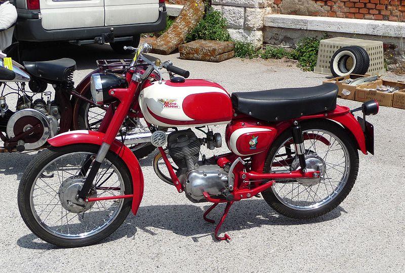 moto morini corsaro 1960