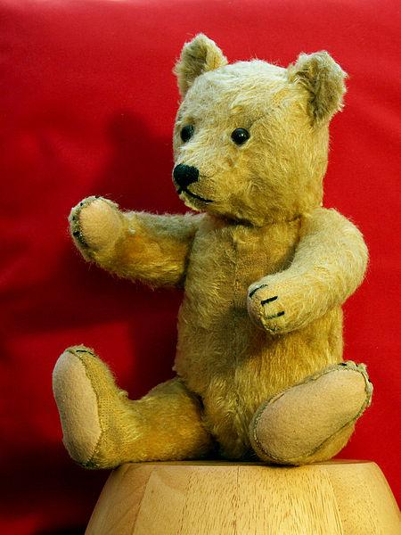 orsacchiotto anni '50 prodotto in germania teddy bears