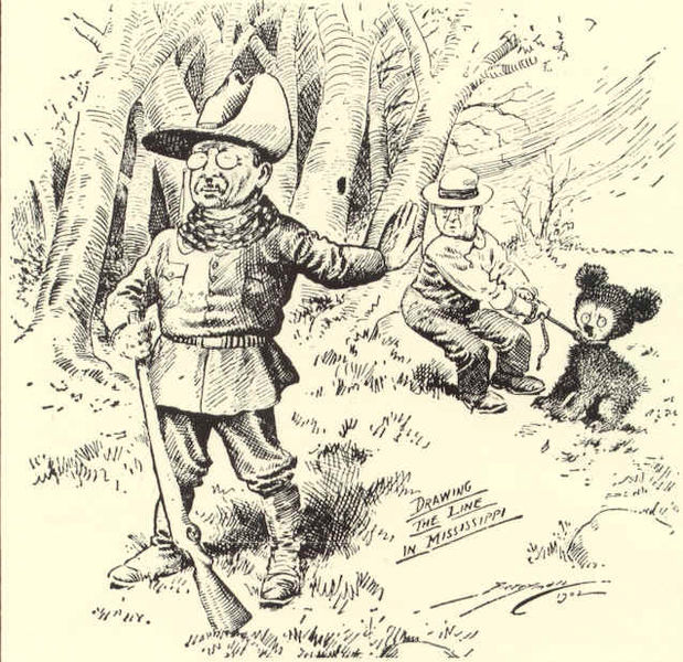 vighetta roosvelt berryman TEDDY BEARS