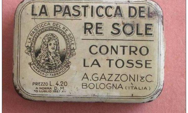 LA PASTICCA DEL RE SOLE – (Dal 1918)