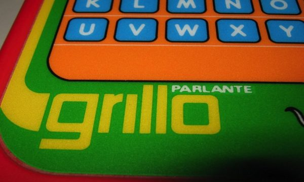 GRILLO PARLANTE – (Gioco Clementoni) – Dal 1971