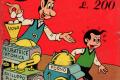 CUCCIOLO e BEPPE - Fumetto - (dagli anni '40)