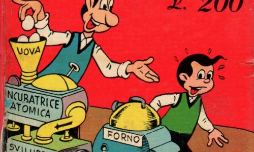 CUCCIOLO e BEPPE – Fumetto – (dagli anni '40)