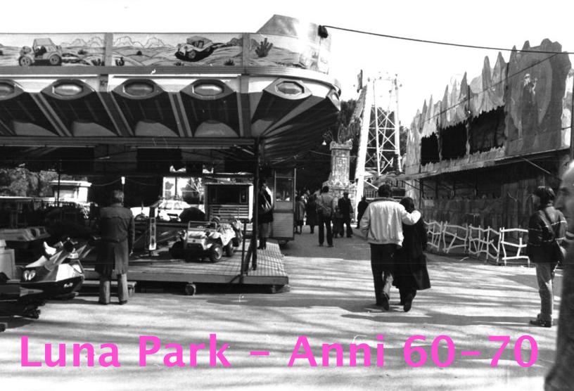 luna park anni 60 e 70