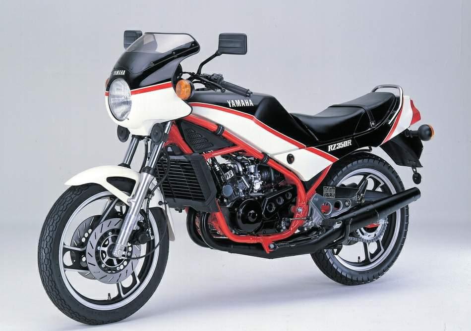 Yamaha RD 350 terza serie