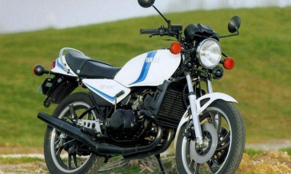 YAMAHA RD 350 (1973/1994) – Giappone