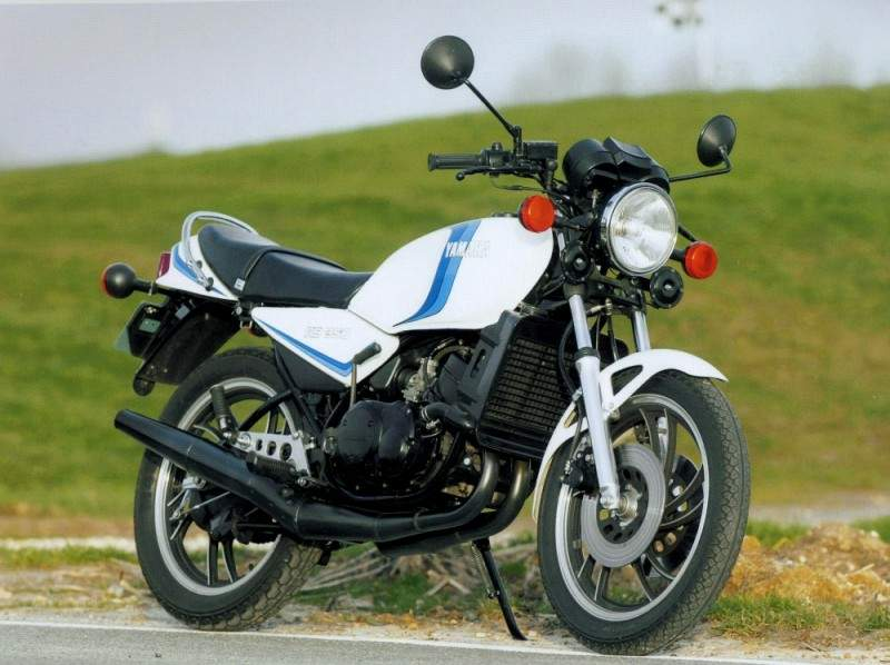 Yamaha RD 350 1980