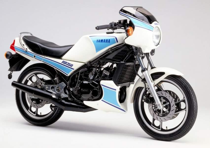 Yamaha RD 350 LC 1983
