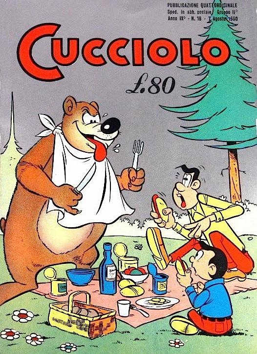 cucciolo_e_beppe_fumetto_anni_60_1960_copertina