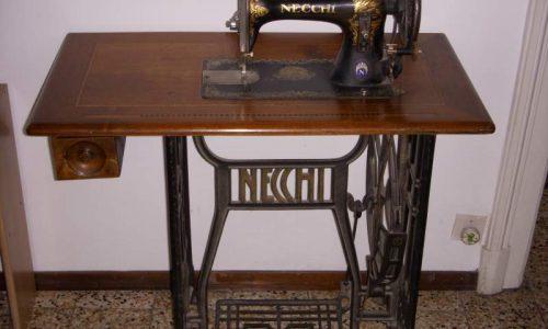 NECCHI – La macchina per cucire della nonna – (Dal 1926)