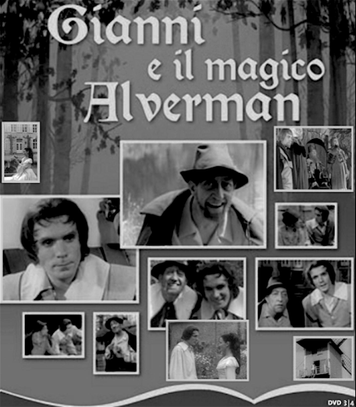 gianni e il magico alverman