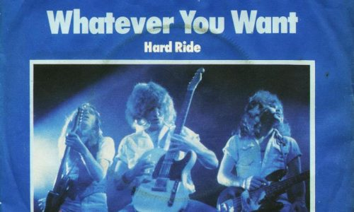WHATEVER YOU WANT – Status Quo (1979)