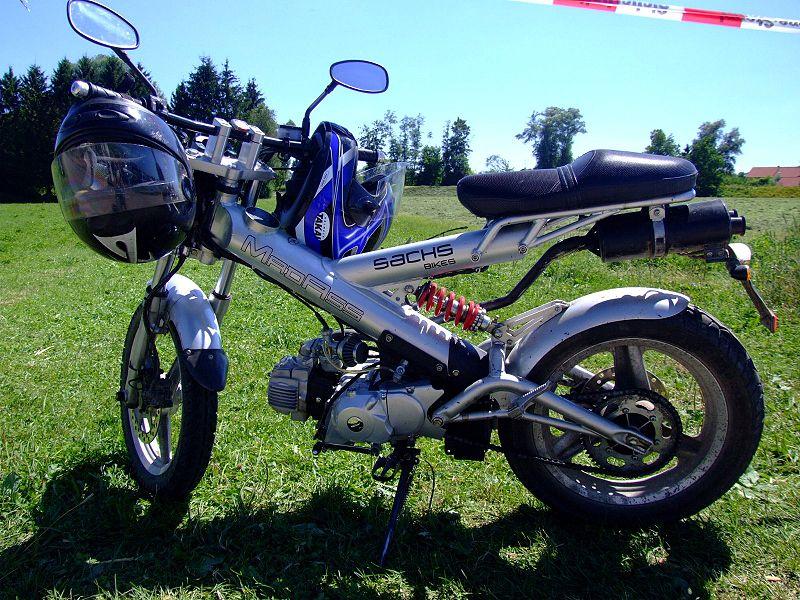 Sachs Bikes MadAss