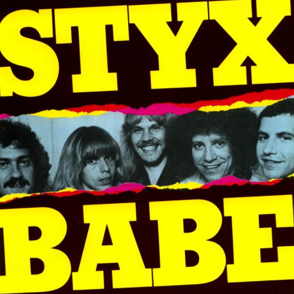 styx babe copertina