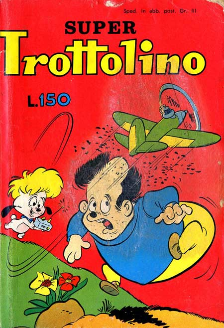 fumetti anni 60 e anni 70 geppo