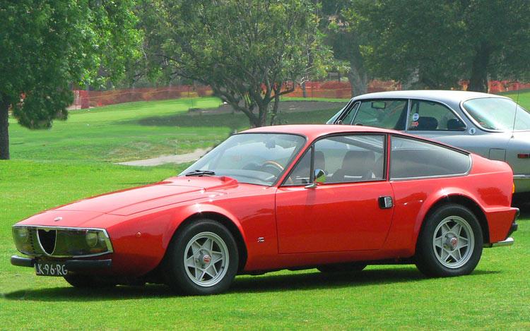 Zagato Alfa Romeo GT Junior Zagato 1300 1969