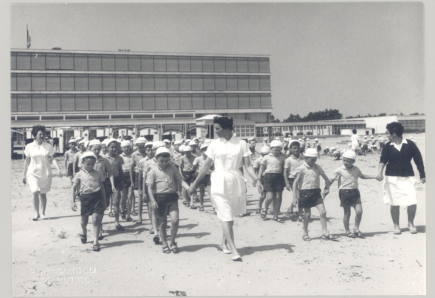 colonia estiva anni 60