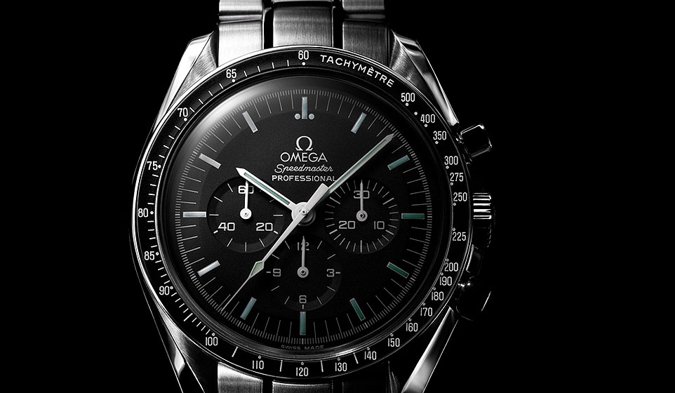 Omega Speedmaster storia moonwatch
